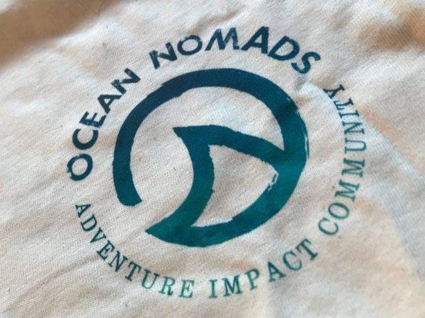 Ocean Nomads - T-Shirts - logo