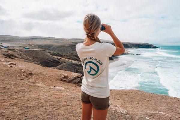 ocean nomads tshirt