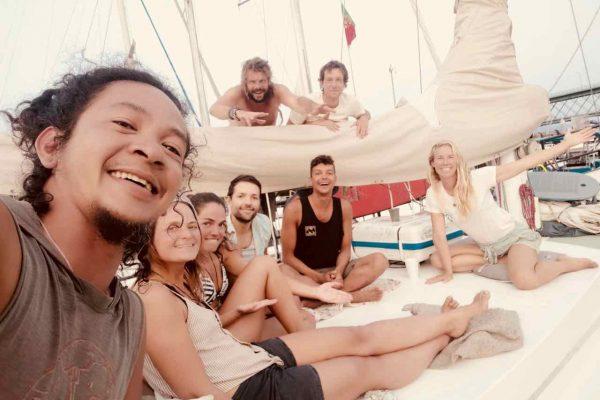 Ocean Nomads Sailing Camp Galicia 2021 - 96 of 100